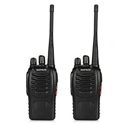 BaoFeng BF-888S Walkie Talkie 2pcs in One Box with Rechargea