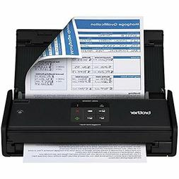 ADS1000W Compact Color Desktop Scanner With Duplex And Wirel