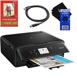 Canon 4800 x 1200dpi Wireless Inkjet All-in one Printer  wit