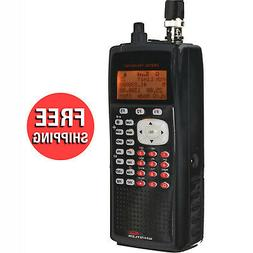 Digital Handheld UHF VHF Police Radio Scanner Portable Fire