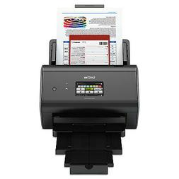 Brother ImageCenter ADS-2800W Wireless Document Scanner for