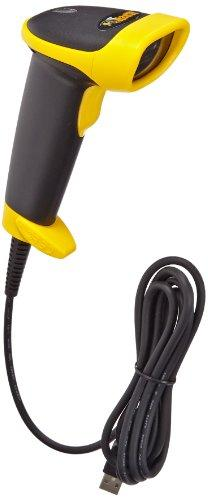 Wasp WLR8950 Bi-Color CCD Barcode Scanner with 6' Cable, 3 m