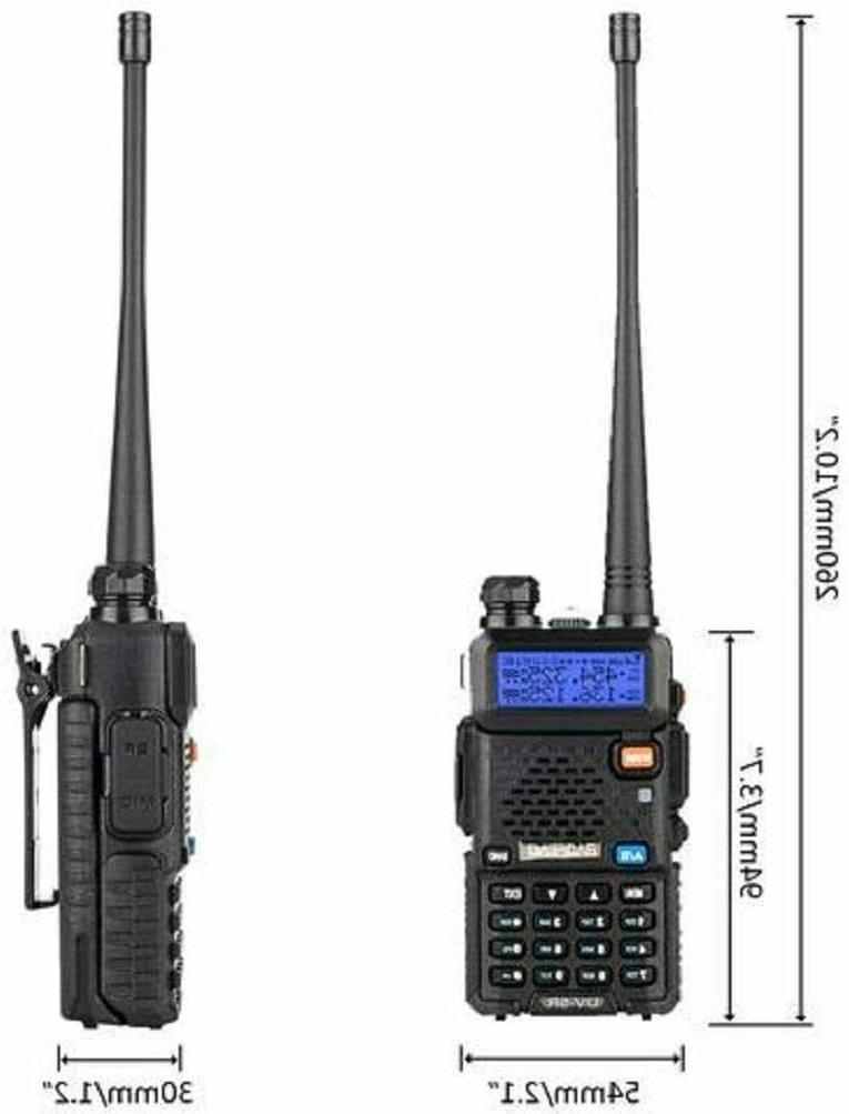 Digital Two Way Police Ham Transceiver