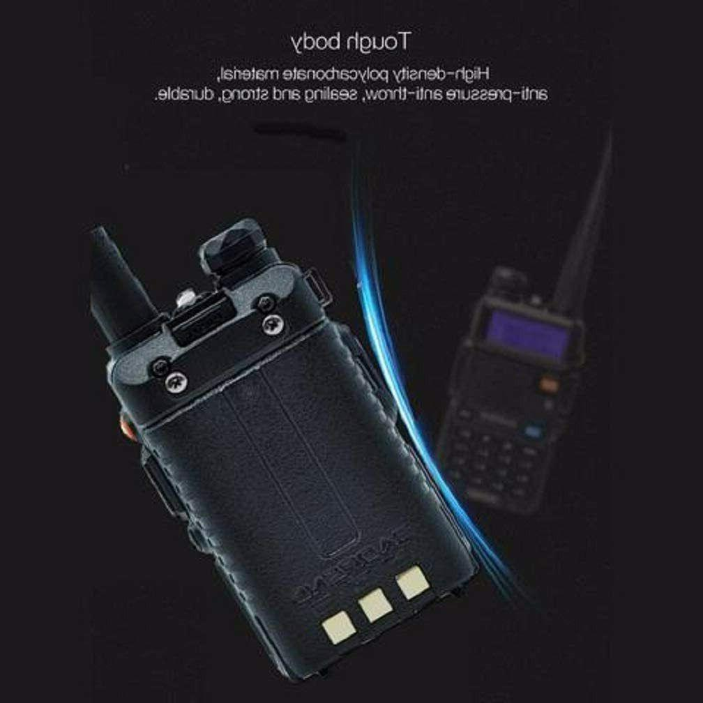Digital Handheld Radio Two Way Police Transceiver Portable Antenna