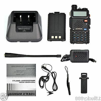 Handheld Radio Scanner Fire Portable EMS Two