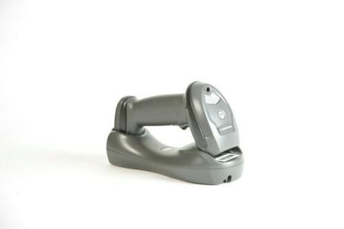 Motorola Symbol Scanner with Cradle and