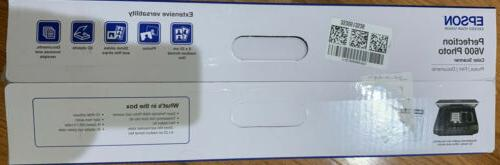 Epson Perfection Photo and Document Brand Box