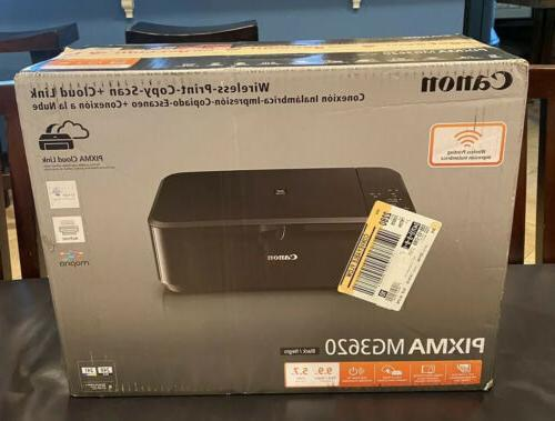 Canon Wireless Office Copier Scanner INK INCLUDED