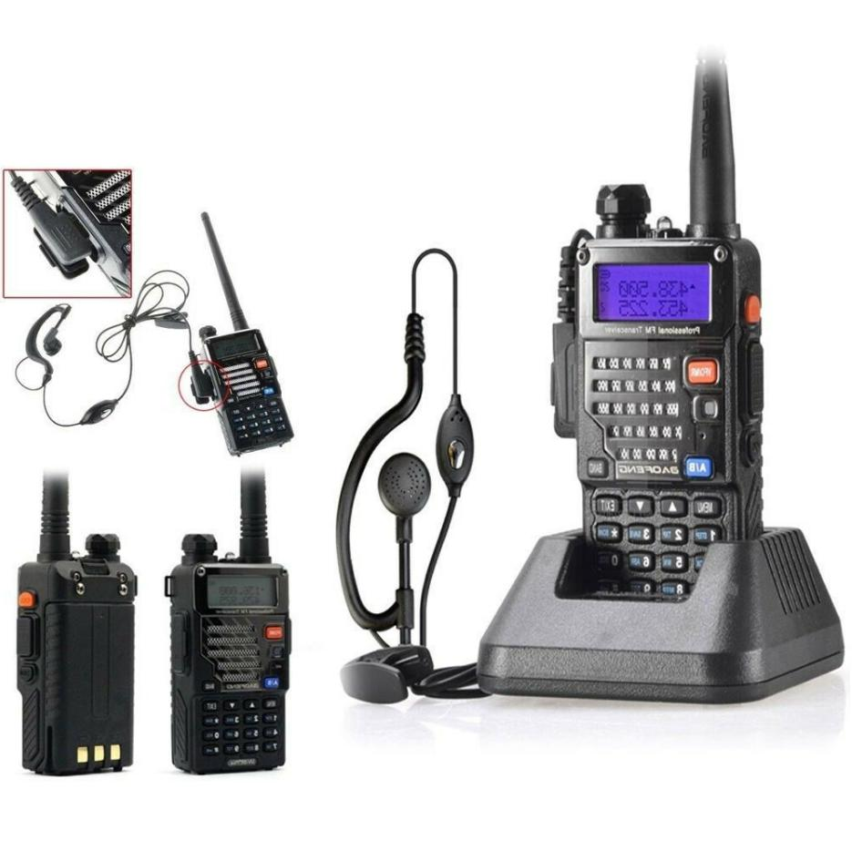 police fire radio handheld scanner transceiver portable