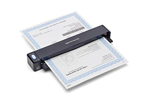Fujitsu ScanSnap iX100 Wireless Mobile Scanner for Mac and P