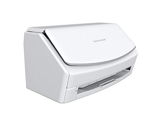 ScanSnap iX1500 Document Scanner Screen