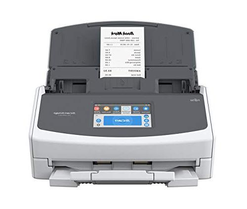ScanSnap iX1500 Duplex Document with Touch Screen