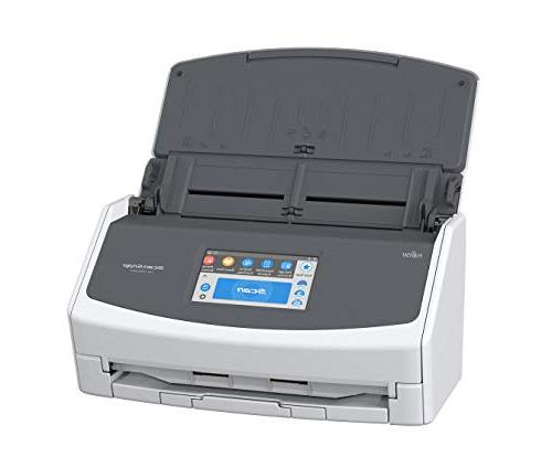 ScanSnap iX1500 Color Duplex Document Scanner Screen