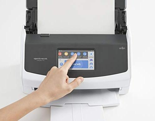 ScanSnap iX1500 Document with Screen