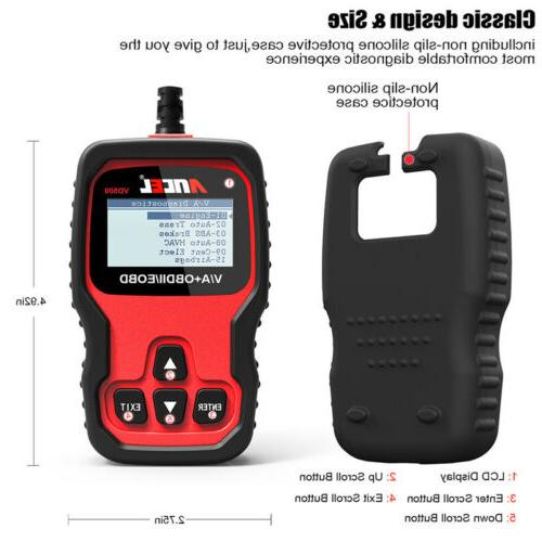 All System ABS OBD2 Scanner DPF EPB Diagnostic