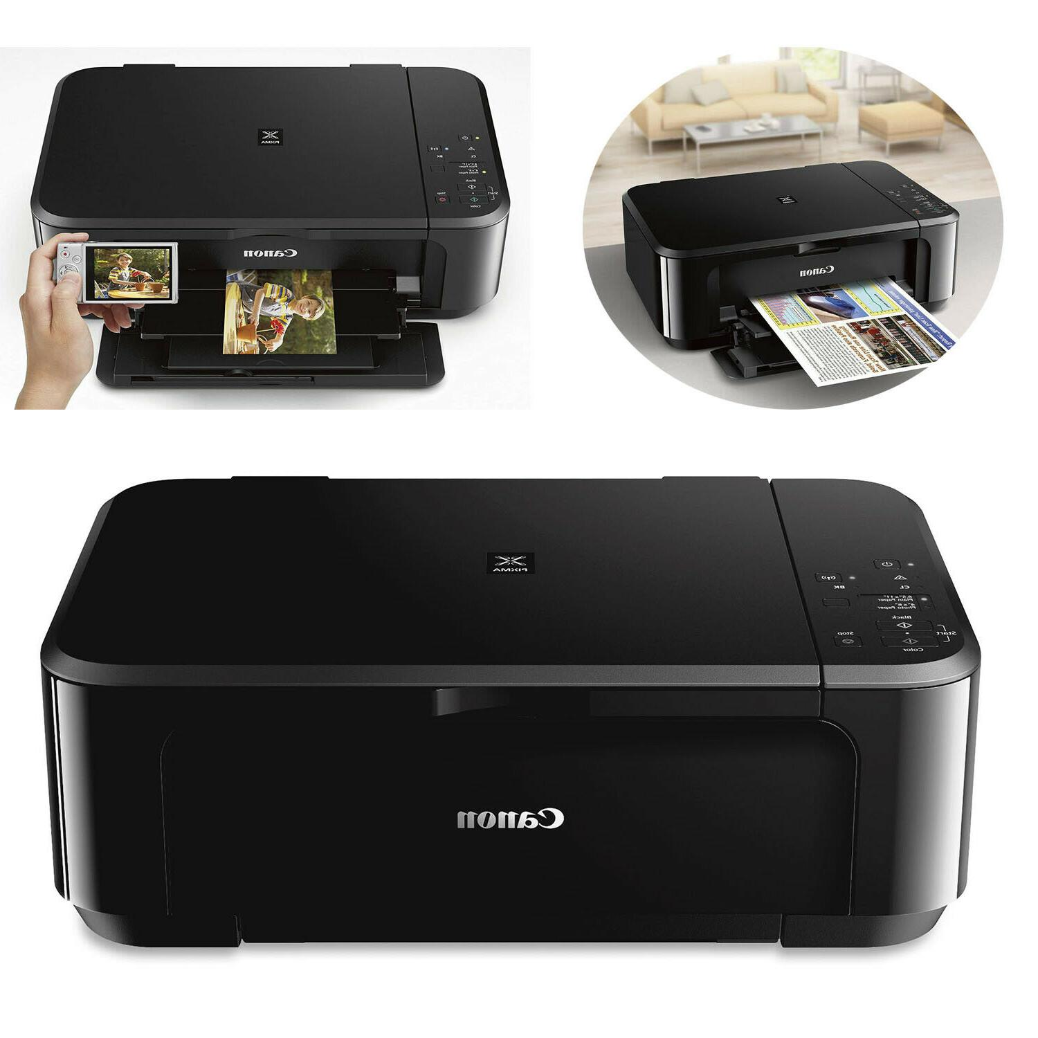 Wireless Inkjet Printer Copier Scanner All-in-One With Mobil