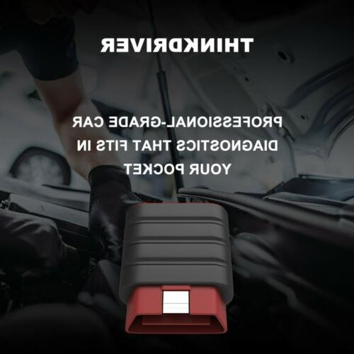 Thinkdriver Car Bluetooth ABS Full Diagnostic