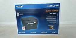 NEW Brother HL-L2380DW All-in-One Laser Printer Duplex Print