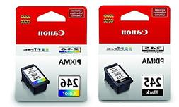 Canon PG Black 245 CL 246 Color Ink Cartridges Special for M