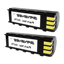 Scanner Battery for Symbol LS3478 LS3578 Replaces 21-62606-0