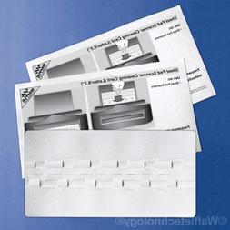 Waffletechnology Sheet Fed Scanner Cleaning Card featuring