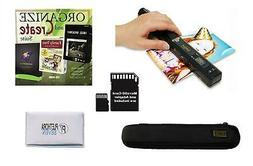 VuPoint Handheld Magic Wand Portable Scanner Deluxe Kit with