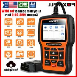 NT510 Elite for BMW Full System ABS DPF TPMS BRT ECU Coding