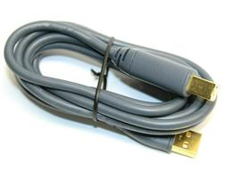 Rocketfish USB A/B Device Cable Cord for Computer PC to HP P