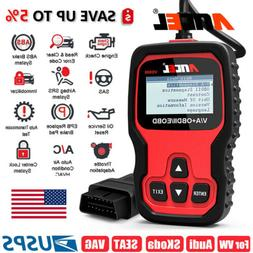 All System ABS SRS OBD2 Scanner DPF Oil EPB Reset Diagnostic