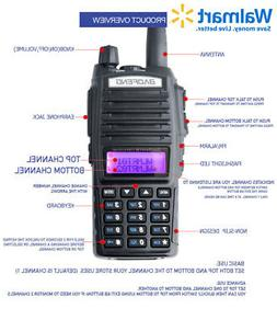 Radio Walkie Talkie compatible with RDM2070d Programmed for