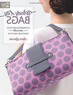 Windy-city Bags: 12 Handbags and Totes Sewn With Structure a