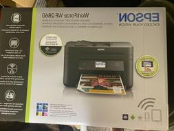 Epson Workforce WF-2860 All-in-One Wireless Color Printer wi